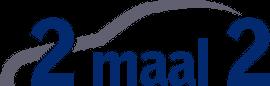 Logo 2 maal 2